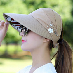 Mũ nón chống nắng nữ thời trang sang trọng