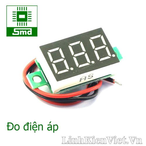 Module đo điện áp green
