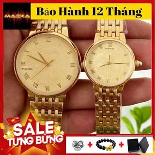 Đồng hồ đôi Bashuns Long phụng in nổi quyền sang trọng thời thượng - BS02 thumbnail