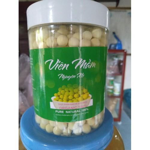 1kg viên mầm đậu nành nguyên xơ - 12133472 , 20415686 , 15_20415686 , 150000 , 1kg-vien-mam-dau-nanh-nguyen-xo-15_20415686 , sendo.vn , 1kg viên mầm đậu nành nguyên xơ