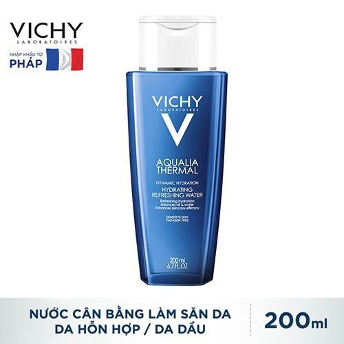 Vichy chính hãng- nước hoa hồng làm săn da, loại bỏ độc tố vichy aqualia thermal hydrating refreshing water 200ml - 17366913 , 20419099 , 15_20419099 , 605000 , Vichy-chinh-hang-nuoc-hoa-hong-lam-san-da-loai-bo-doc-to-vichy-aqualia-thermal-hydrating-refreshing-water-200ml-15_20419099 , sendo.vn , Vichy chính hãng- nước hoa hồng làm săn da, loại bỏ độc tố vichy aqu