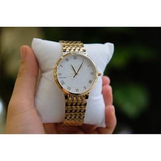 Đồng hồ đôi Bashuns Long phụng mặt trắng in nổi quyền lực sang trọng thời thượng cặp đôi - BS01 5