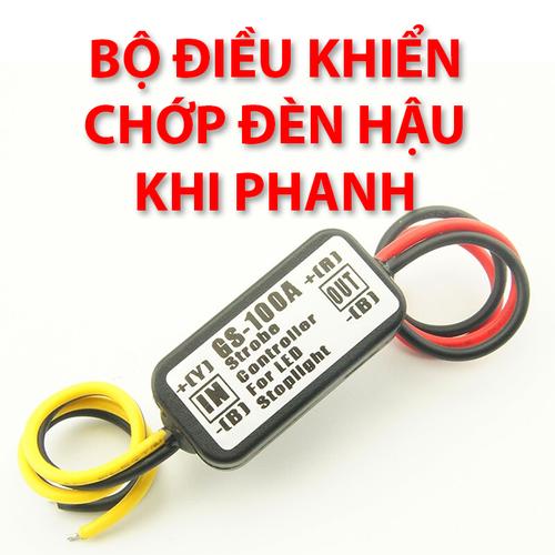 Bộ điều khiển chớp đèn hậu khi phanh - đèn hậu chớp nháy khi phanh - 12586139 , 20419110 , 15_20419110 , 48800 , Bo-dieu-khien-chop-den-hau-khi-phanh-den-hau-chop-nhay-khi-phanh-15_20419110 , sendo.vn , Bộ điều khiển chớp đèn hậu khi phanh - đèn hậu chớp nháy khi phanh