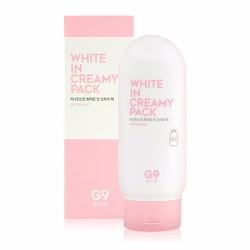 Kem Ủ Trắng Da Toàn Thân G9 Skin White In Creamy Pack Whitening - Kem Dưỡng Trắng Da G9