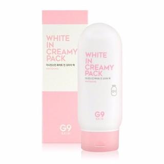 Kem Ủ Trắng Da Toàn Thân G9 Skin White In Creamy Pack Whitening - Kem Dưỡng Trắng Da G9 - Duong G9 thumbnail