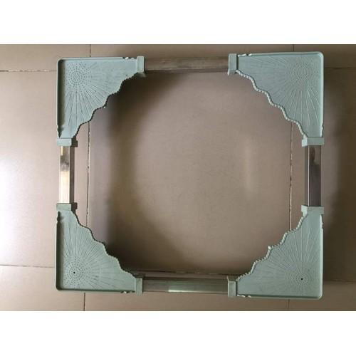 Chân kệ để máy giặt tủ lạnh inox đa năng siêu bền đẹp - 12282533 , 20662508 , 15_20662508 , 209000 , Chan-ke-de-may-giat-tu-lanh-inox-da-nang-sieu-ben-dep-15_20662508 , sendo.vn , Chân kệ để máy giặt tủ lạnh inox đa năng siêu bền đẹp