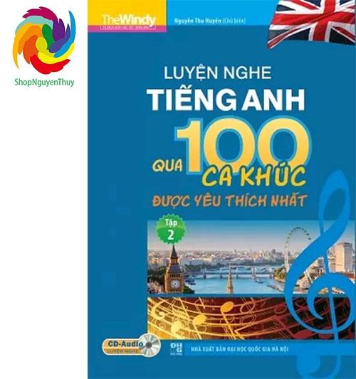 Luyện Nghe Tiếng Anh Qua 100 Ca Khúc Được Yêu Thích Nhất tập 2 - 182