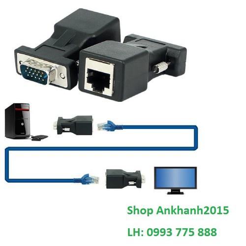 Chuyển tín hiệu VGA sang cáp mạng - 11636644 , 20652897 , 15_20652897 , 78000 , Chuyen-tin-hieu-VGA-sang-cap-mang-15_20652897 , sendo.vn , Chuyển tín hiệu VGA sang cáp mạng