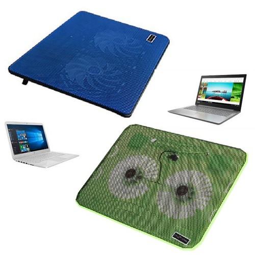 Đế  laptop 2 fan  pro cao cấp