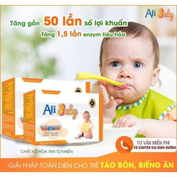 ALiBaby sữa non cho trẻ sơ sinh - combo 2 hộp