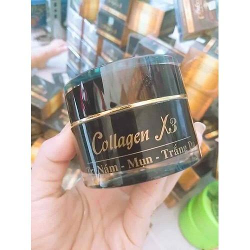 Kem face collagen x3