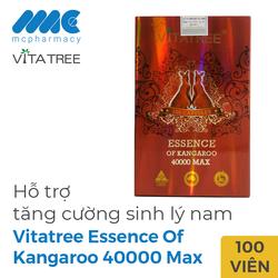 Vitatree Kangaroo-40000 Tăng Cường Testosterone