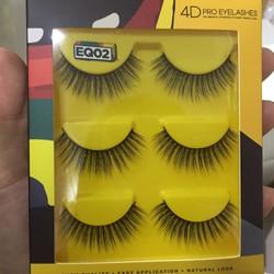 Lông Mi Giả 4D Vacosi Pro Eyelash EQ02