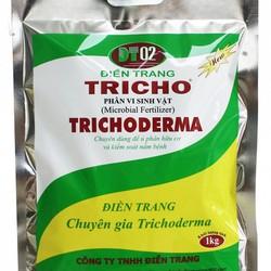 Chế phẩm sinh học hữu cơ vi sinh Trichoderma 1kg