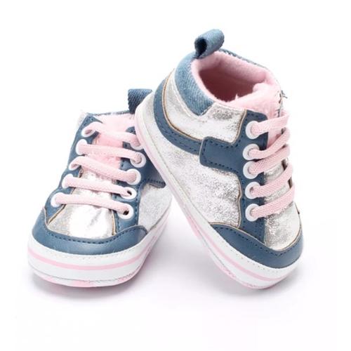 Giày thể thao tập đi cho bé gái kim tuyến - 11369330 , 20670500 , 15_20670500 , 120000 , Giay-the-thao-tap-di-cho-be-gai-kim-tuyen-15_20670500 , sendo.vn , Giày thể thao tập đi cho bé gái kim tuyến