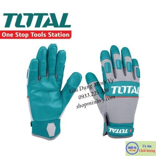 Găng tay bảo hộ cơ khí total tsp1806-xl - 12748298 , 20651406 , 15_20651406 , 299000 , Gang-tay-bao-ho-co-khi-total-tsp1806-xl-15_20651406 , sendo.vn , Găng tay bảo hộ cơ khí total tsp1806-xl