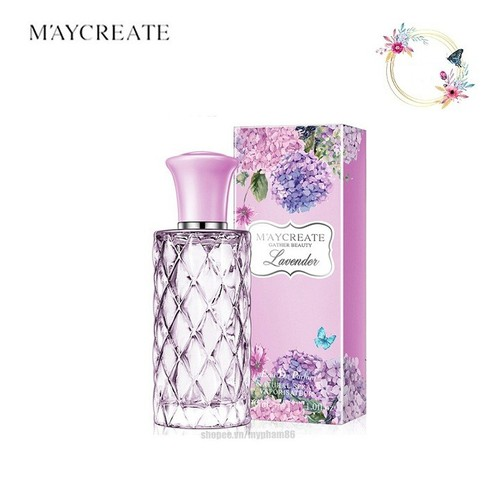 Nước hoa maycreat 30ml hương lavender chính hãng