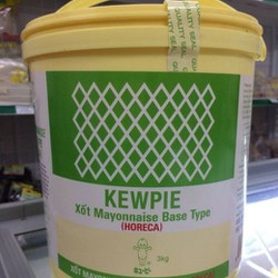 Xốt Mayonnaise Base Type Horeca xô 3kg