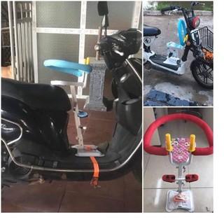 Ghế cho bé ngồi xe Ga và xe đạp điện.Ghế cho bé ngồi xe tay ga.Ghế cho bé ngồi xe máy - 00442 thumbnail