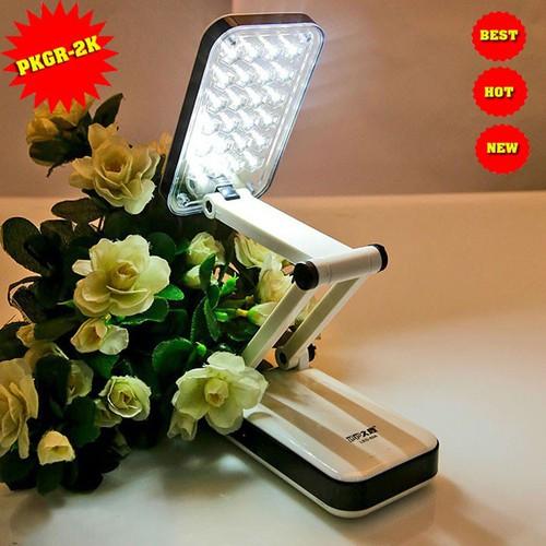 Đèn bàn học đèn pin sạc
