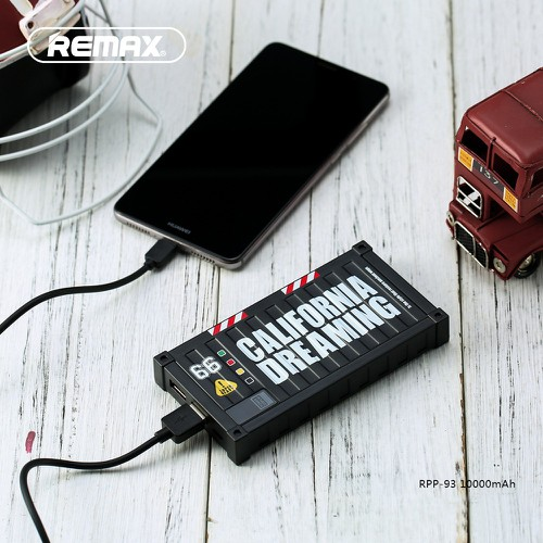 Remax container series 10000mah power bank rpp-93