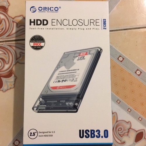 Hdd box orico 2139 usb 3.0