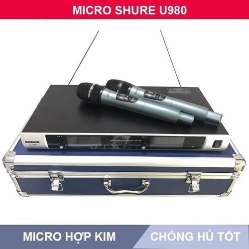 Micro không dây bs u980 - 12747804 , 20650397 , 15_20650397 , 1530000 , Micro-khong-day-bs-u980-15_20650397 , sendo.vn , Micro không dây bs u980