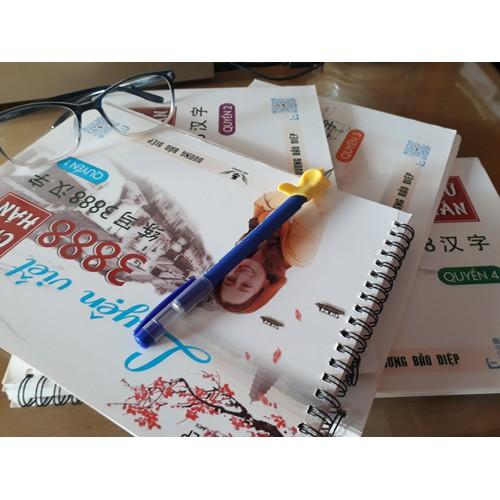 Bộ sách luyện viết chữ hán siêu tốc -  luyện viết tiếng trung
