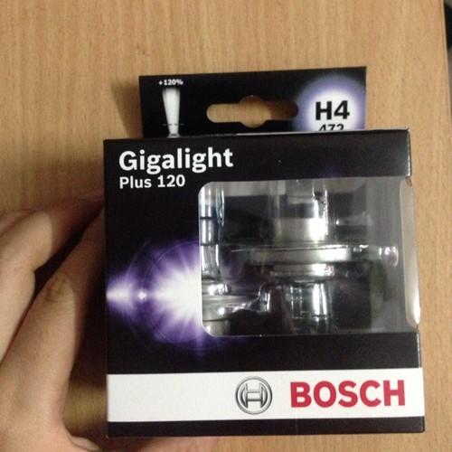 Bộ bóng đèn pha bocsh siêu sáng chevrolet spark