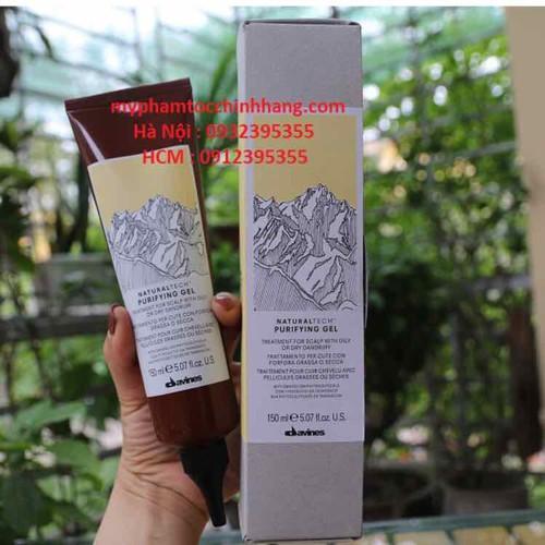 Gel trị gầu dành cho da đầu bị gầu khô hay ướt davines purifying anti-dandruff gel 150ml - 12772404 , 20687154 , 15_20687154 , 298000 , Gel-tri-gau-danh-cho-da-dau-bi-gau-kho-hay-uot-davines-purifying-anti-dandruff-gel-150ml-15_20687154 , sendo.vn , Gel trị gầu dành cho da đầu bị gầu khô hay ướt davines purifying anti-dandruff gel 150ml
