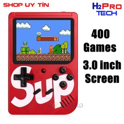 Máy Chơi Game Box Retro G1 SUP Plus 400 in 1 - 400 Game, Máy Game