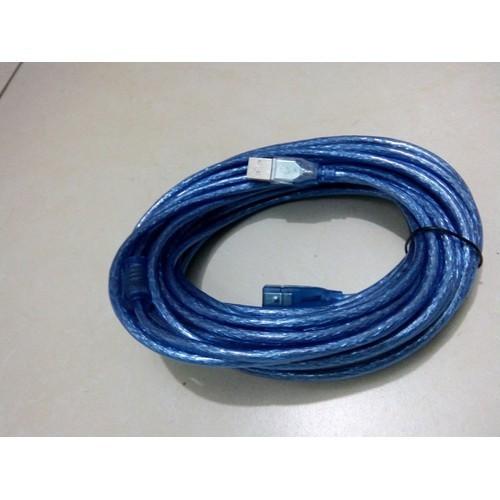 Cáp nối dài usb 10m chất lượng cao | dây nối dài usb 10m xanh - 12468526 , 20676018 , 15_20676018 , 61000 , Cap-noi-dai-usb-10m-chat-luong-cao-day-noi-dai-usb-10m-xanh-15_20676018 , sendo.vn , Cáp nối dài usb 10m chất lượng cao | dây nối dài usb 10m xanh