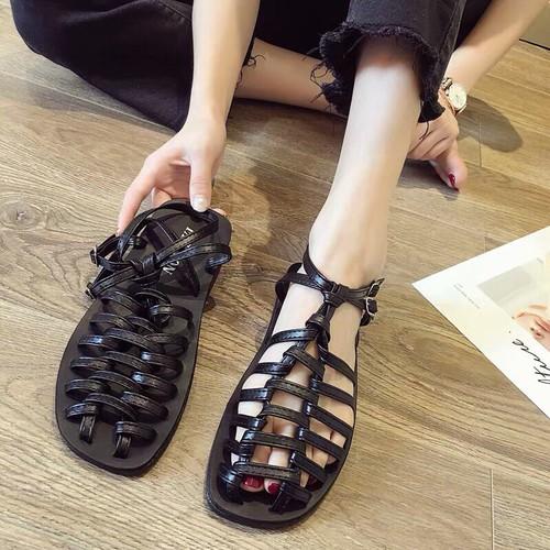 Giày sandan rọ đế đúc
