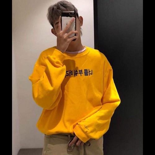 Áo hoodie nam nữ unisex có in chữ