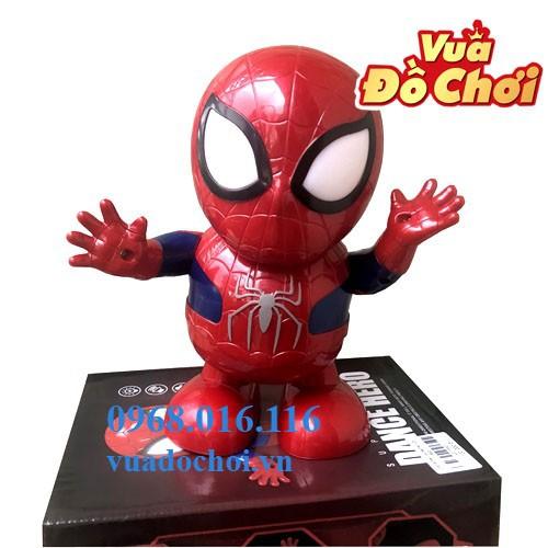 Đồ chơi người nhện nhảy múa vui nhộn
