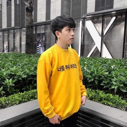 Áo hoodie nam nữ unisex