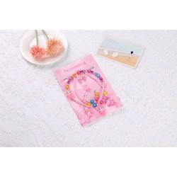 Bộ Trang Sức Hello Kitty Cho Bé 9 Món