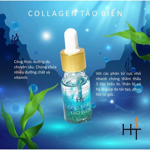Serum collagen tảo biển ht 10ml