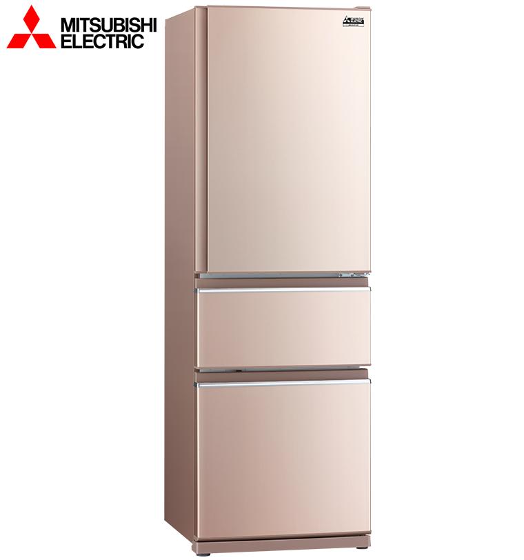 Tủ Lạnh ngăn đá dưới làm đá tự động Mitsubishi Electric Inverter 358 lít MR-CX46EJ-PS-V - CX46EJ-PS