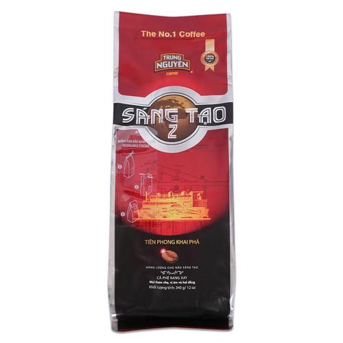 Cà phê trung nguyên sáng tạo 2 gói 340g