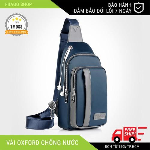 Túi đeo chéo nam size lớn siêu bền chống nước chống bụi vải oxford chính hãng tmoos tm80199 fiiago