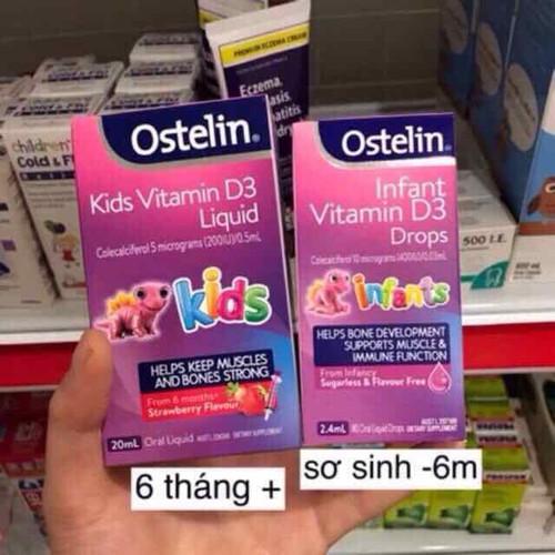 Vitamin d ostelin