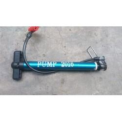 Bơm tay mini 30cm bơm bánh xe đạp xe máy xe đạp điện xe đạp Nhật