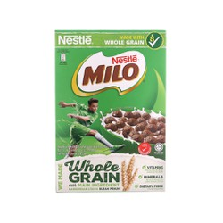 Ngũ cốc Nestlé Milo vị socola hộp 330g