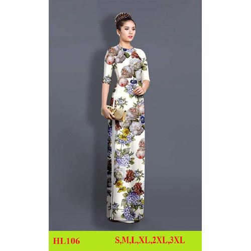 Nguyên bộ áo dài truyền thống may sẵn đủ size - 12282924 , 20685093 , 15_20685093 , 490000 , Nguyen-bo-ao-dai-truyen-thong-may-san-du-size-15_20685093 , sendo.vn , Nguyên bộ áo dài truyền thống may sẵn đủ size
