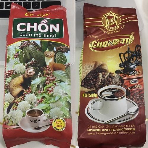 Combo 2 bịt cà phê pha phin truyền thống chồn 24h thượng hạng 1000gr - 12764709 , 20675785 , 15_20675785 , 156000 , Combo-2-bit-ca-phe-pha-phin-truyen-thong-chon-24h-thuong-hang-1000gr-15_20675785 , sendo.vn , Combo 2 bịt cà phê pha phin truyền thống chồn 24h thượng hạng 1000gr