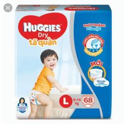 TPHCM TẢ QUẦN HUGGIES XL62