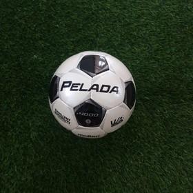 quả bóng đá số 5 PELADA da PU loại 1 vec si chống cát tặng bộ kim túi 2 đôi tất dài đá bóng - hp 1
