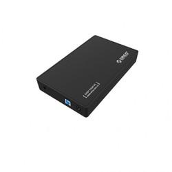 Hộp đựng ổ cứng di động HDD Box ORICO 3588US3 3,5inch - Hàng Chính Hãng bảo hành 12 tháng
