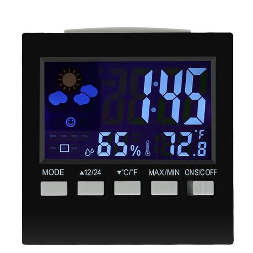 Đồng hồ led đo nhiệt độ và độ ẩm thông minh ti884